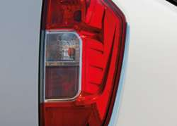 Rear Light Finishers